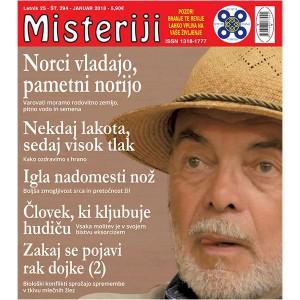 Misteriji 294 (januar 2018)