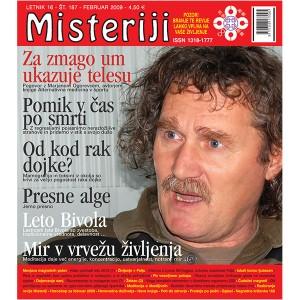 Misteriji 187 (februar 2009)