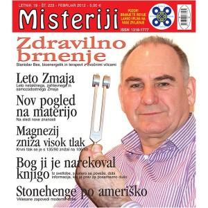 Misteriji 223 (februar 2012)