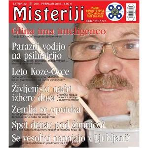 Misteriji 259 (februar 2015)