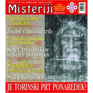 Misteriji 152 (marec 2006)