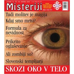 Misteriji 164 (marec 2007)