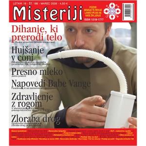 Misteriji 188 (marec 2009)