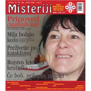 Misteriji 189 (april 2009)