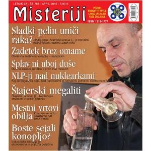 Misteriji 261 (april 2015)