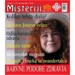 Misteriji 130 (maj 2004)
