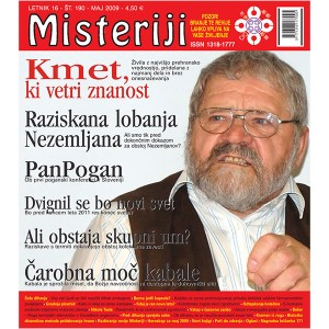 Misteriji 190 (maj 2009)