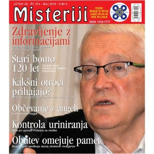 Misteriji 274 (maj 2016)