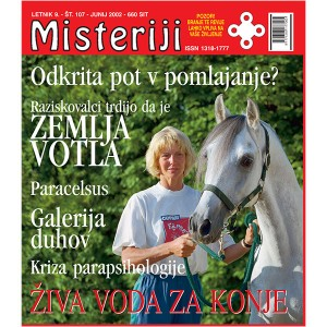 Misteriji 107 (junij 2002)