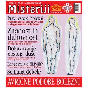 Misteriji 131 (junij 2004)