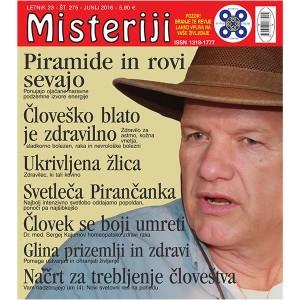 Misteriji 275 (junij 2016)