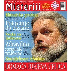 Misteriji 132 (julij 2004)
