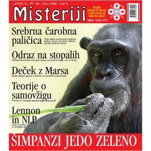 Misteriji 180 (julij 2008)