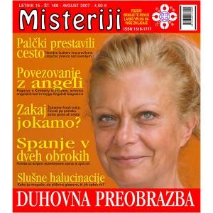 Misteriji 169 (avgust 2007)