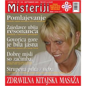 Misteriji 146 (september 2005)