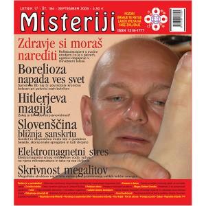 Misteriji 194 (september 2009)