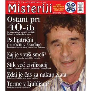 Misteriji 278 (september 2016)