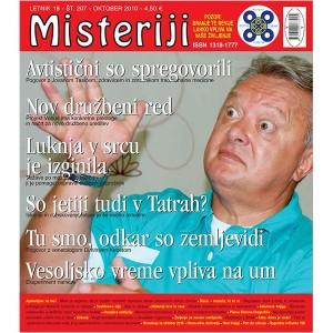 Misteriji 207 (oktober 2010)