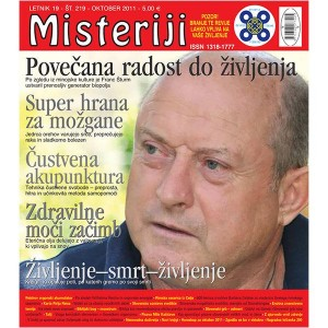 Misteriji 219 (oktober 2011)