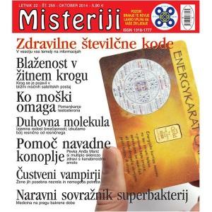 Misteriji 255 (oktober 2014)
