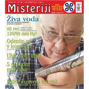 Misteriji 267 (oktober 2015)