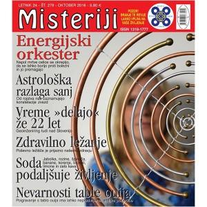 Misteriji 279 (oktober 2016)
