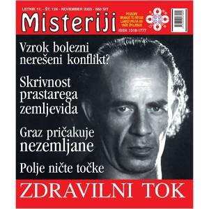 Misteriji 124 (november 2003)