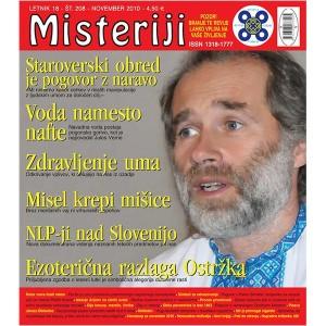 Misteriji 208 (november 2010)