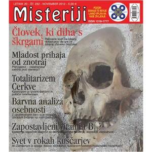 Misteriji 232 (november 2012)