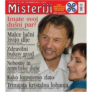 Misteriji 256 (november 2014)