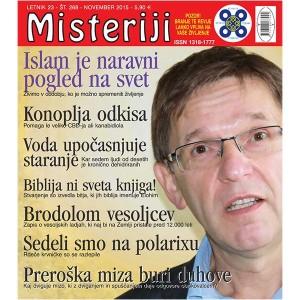Misteriji 268 (november 2015)
