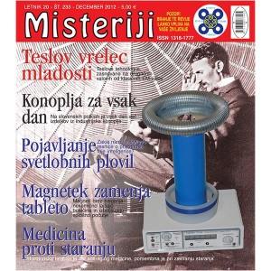 Misteriji 233 (december 2012)