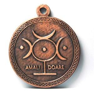 Vilinski amulet za denar