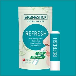 Aromastick REFRESH – vonj za osvežitev vdiha