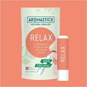 Aromastick RELAX – vonj za spopadanje s stresom