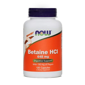 Betain HCl (120 kapsul)