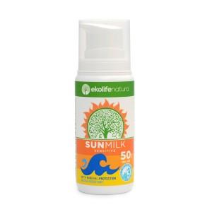 Mleko za zaščito pred soncem ZF 50 (100 ml)