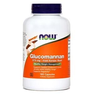 Glukomanan (575 mg, 180 kapsul)