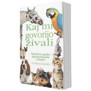 Kaj mi govorijo živali (e-knjiga)