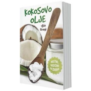 Kokosovo olje (e-knjiga)