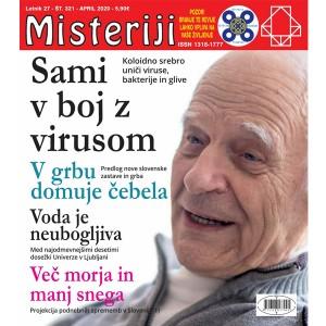 Misteriji 321 (april 2020)