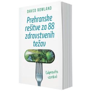 Prehranske rešitve za 88 zdravstvenih težav (e-knjiga)