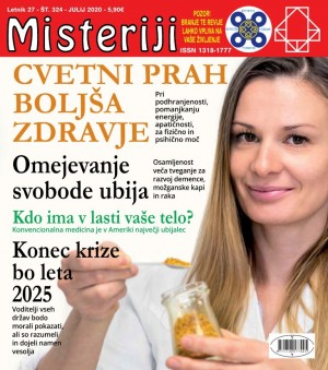 Misteriji 324 ( julij 2020 )
