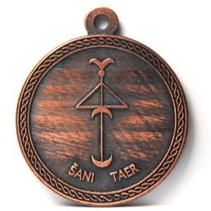 Vilinski amulet za harmonijo