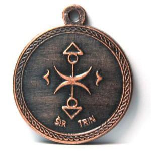 Vilinski amulet za zmanjševanje