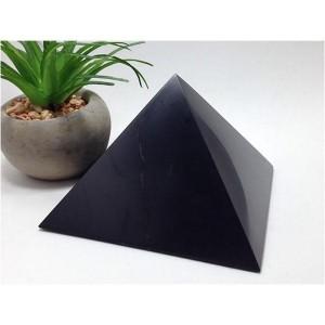 Piramida iz šungita (10 cm)