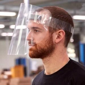 Zaščitni vizirji za obraz (25 kosov)