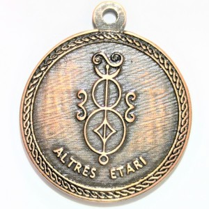 Vilinski amulet za blaginjo, bogastvo in blagostanje