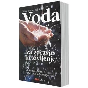 Voda za zdravje in življenje (e-knjiga)