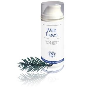 Dnevna krema z izvlečkom bele jelke Wild Trees (50 ml)